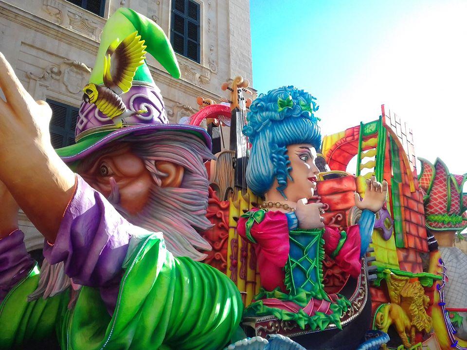 Valletta Carnival Float